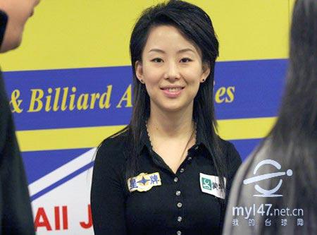 潘晓婷日本锦标赛状态不佳 亚运会暂不定目标