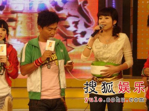 """侯湘婷与恩师再度合作 吴宗宪称""""一直看好她"""""""