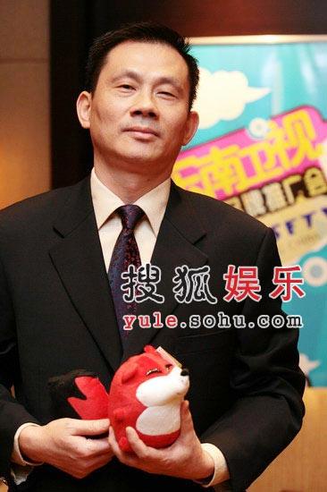 搜狐娱乐专访东南卫视频道副总监王建新(图)