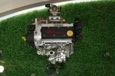 奇瑞汽车唱响未来汽车节能环保主旋律