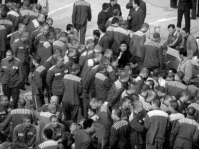 河南监狱帮服刑人员找工作 30人已签订就业合同