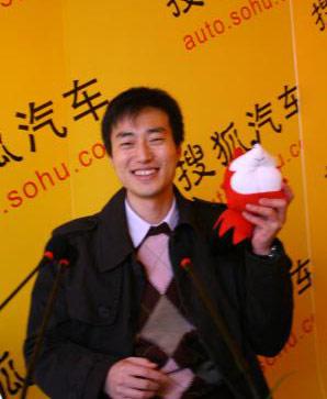 第二位获奖者徐晓宇接受采访 称努力没有白费