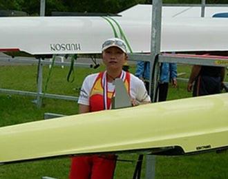 奥运舵手选拔-冯文文
