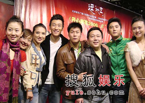《麻花2006》发布 满江首演话剧挑大梁(组图)