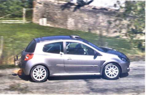 雷诺Clio R3(图)