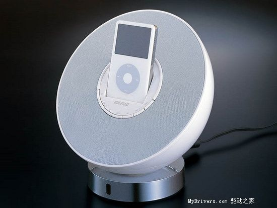 Buffalo,iPod
