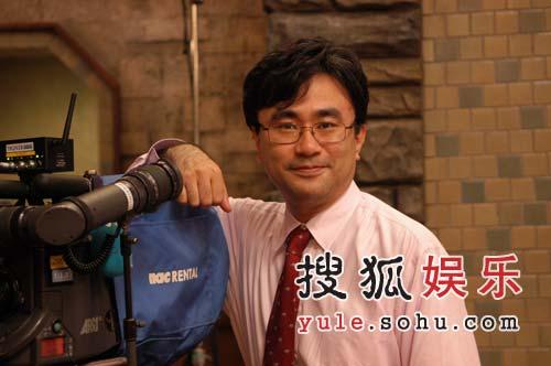 三谷幸喜旋风造访 陪影迷看新片勤练中文(图)