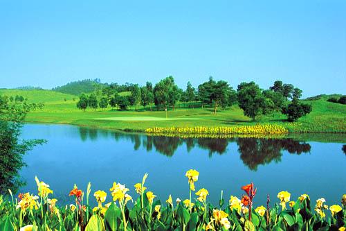 图文:观澜湖高尔夫俱乐部风光 维杰球场一览