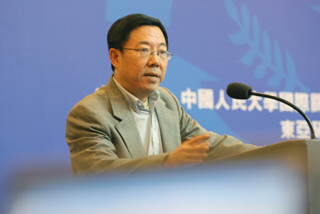 张敏谦:构建东亚安全机制需要中日韩相互信任