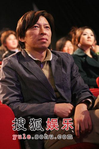 图:搜狐公司董事局主席兼首席执行官 张朝阳