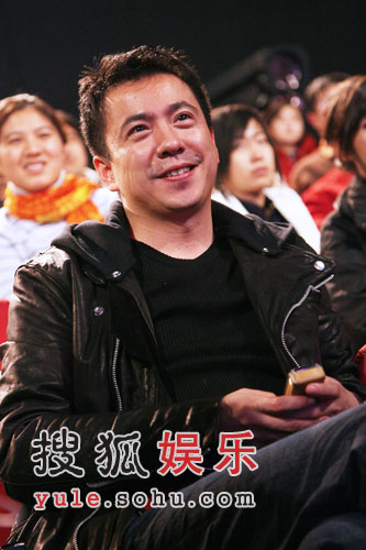 图:华谊老总 王中磊