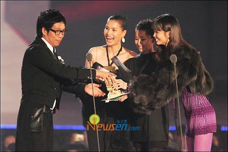 2006MKMF音乐庆典 东方神起称霸韩国乐坛(图)