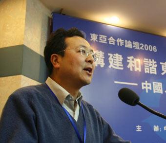 中国国防大学孟祥青:军事安全仍是合作主导形式