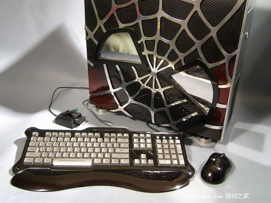 蜘蛛侠,Mod