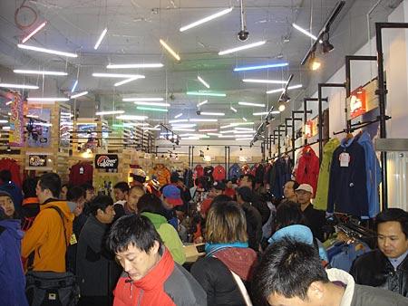 极度体验首日开门红 全情献西藏
