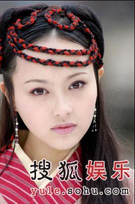 《贞观长歌》演技派明星云集 唐嫣演绎古代美女