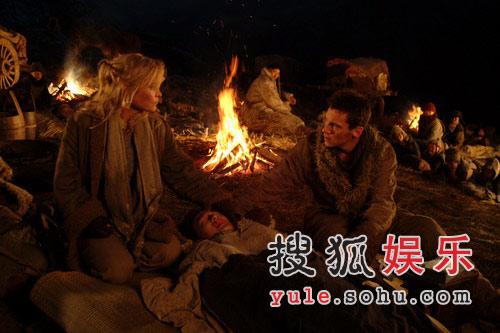 周润发客串 《黄石的孩子》剧照独家曝光(图)