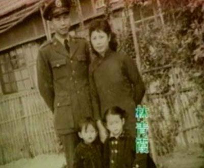 林青霞成长历程 从2岁到51岁秘照大曝光(组图)
