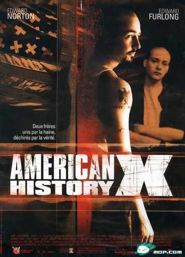 爱德华-诺顿主演影片:《美国X档案》