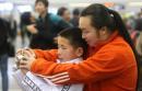 图文:华奥-搜狐体育前方报道组 蒙古小队员