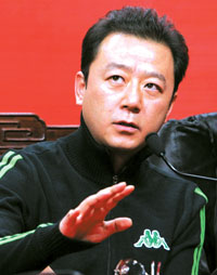 郭涛将加盟《名声大震》 一试歌喉当歌手(图)