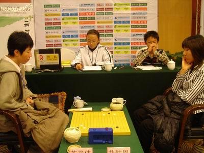 大理旅游杯芮乃伟遭淘汰 朴志恩金惠敏会师决赛