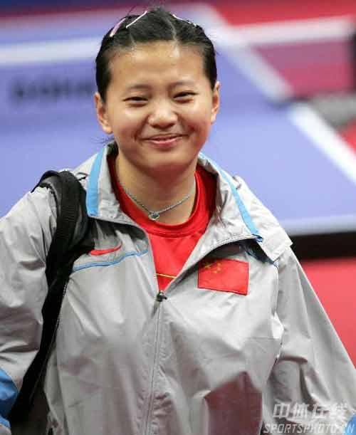 图文:亚运乒乓球团体赛中国队取得首战胜利