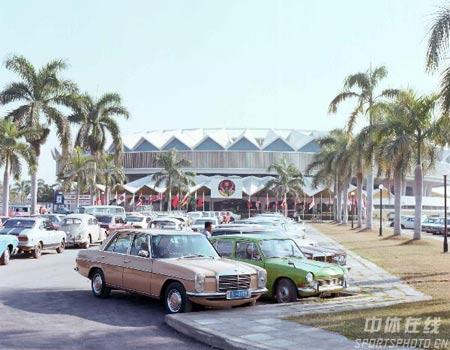 图文:1978年曼谷亚运会 华麻体育馆外景