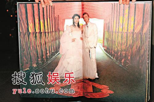 卢淑仪嫁克勤感动到哭 纪念相册公开爱的宣言