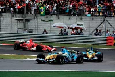 将誓言进行到底--2006赛季F1车坛故事