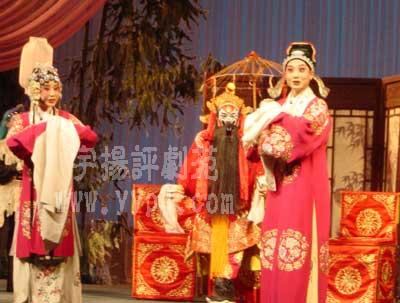 中国评剧院二团青年演员将登央视空中大剧院