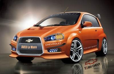 2006 AVEO乐骋改装车梦工厂设计大赛高清图片