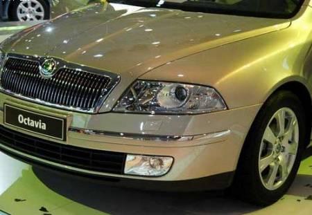 Octavia定名明锐 国内首次用TFSI发动机