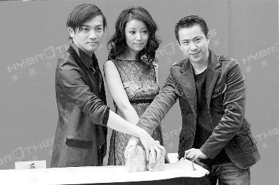 林心如苏有朋签约华谊 电视和唱片是发展重点