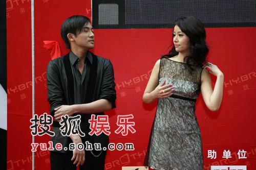 李冰冰自称大师姐 冯小刚鼎力支持有朋林心如