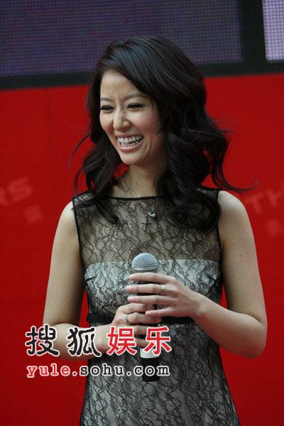 林心如千万身价签约华谊 身价冠绝台湾女艺人