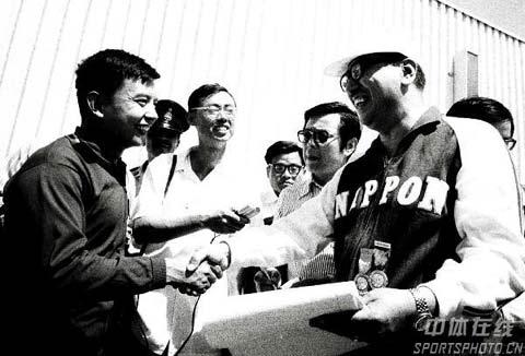 1974年中国亚运第一金 苏之渤射击创造了历史
