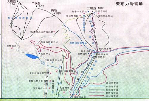 黑龙江亚布力滑雪全攻略(组图)