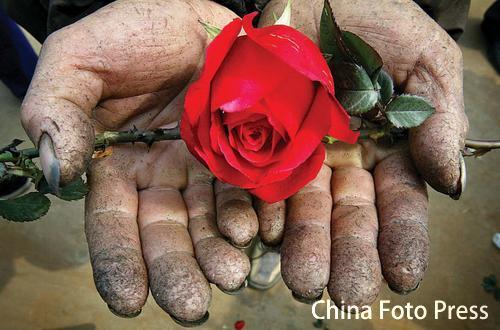 在那玫瑰盛开的地方