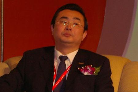 图文:清华紫光股份有限公司总裁李志强