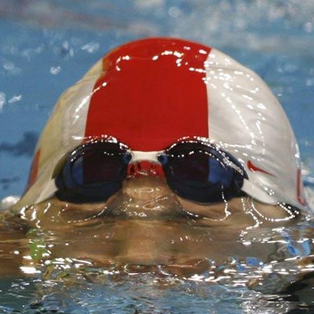 图文:女子200米自由泳 中国选手庞佳颖夺魁
