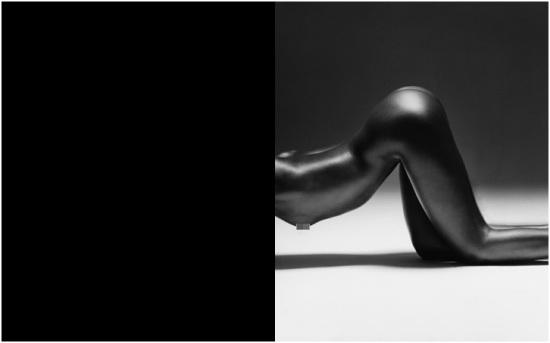 512人体摄影_法国大师经典 黑白人体摄影