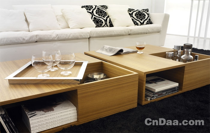 意大利著名店面室内设计师马特奥涅阿缇作品福湘家具装修设计图图片