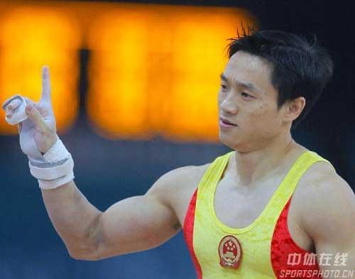 战胜心魔力争冠军最多 杨威:自己才是最大对手