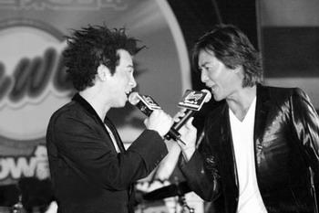 陈小春郑伊健十年兄弟 聚首电视版《霍元甲》