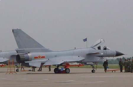 解放军最强战机部署浙江 可拦截美日台战机