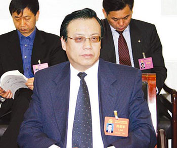 中央批准马志鹏任北京市委常委市纪委书记