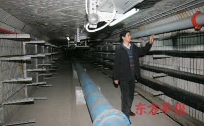 气管自动排水阀内部结构