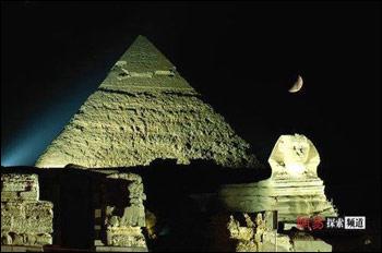 """金字塔之谜 古埃及法老""""灵魂的发射台""""?(图)"""