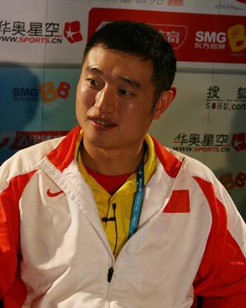 谭宗亮做客:曾差点进文工团 乒乓接近专业水平